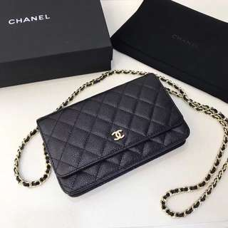 👍🏻BEST SELLING Chanel Classic Flap WOC