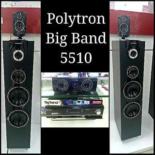 DP 0% Polytron BB 5510 Kredit Tanpa Kartu Kredit