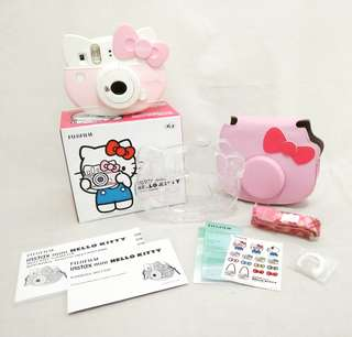 Instax Mini Hello Kitty (Second)