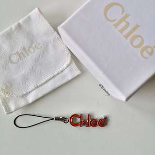 Authentic Chloé Charm