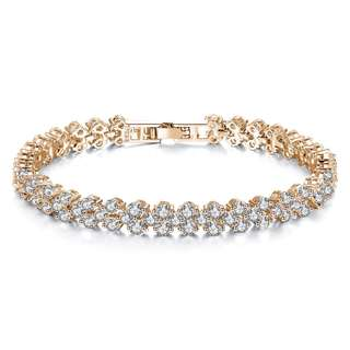 Charming Adjustable Crystal Bangles Sexy Women Rhinestone Bracelet & Bangle Femme Jewellery Pulseira Feminina For Women