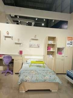 Kids bed set leone bisa di kredit
