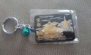 日本京都鎖匙扣