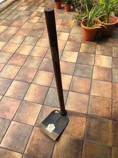 Garden changkul spade