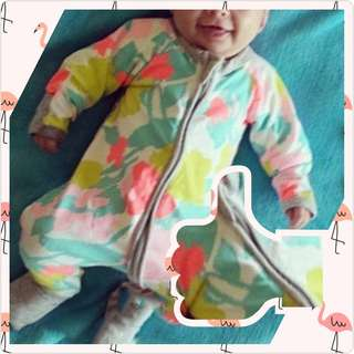 Color Splash Baby Pyjamas
