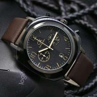 CK watch 4,6cm chrono on