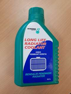 Petronas Long Life Radiator Coolant