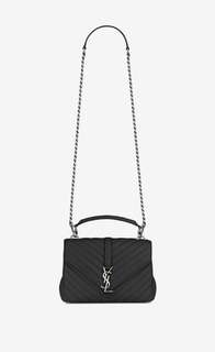 Authentic Saint Laurent Medium Collège Bag