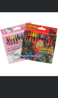 Goodie bag - Crayon set 12colours