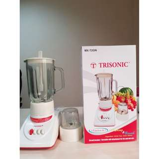Blender Bagus Trisonic Murah Juicer 3 In 1 High Quality Low Watt