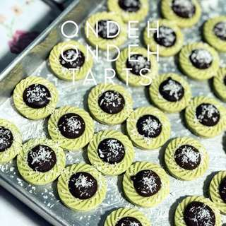 Ondeh Ondeh Tarts