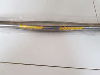 Titanium straight bar