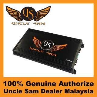 Uncle Sam Mono Amplifier, 500W - US700.1