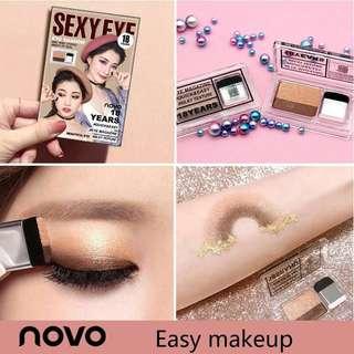 Authentic Novo Easy Eye Magazine