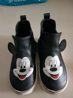H&M Mickey Mouse boys shoe
