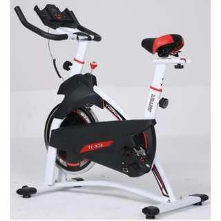 Alat Fitness Selama Puasa Sepeda Olahraga Statis Spinning Bike TL 930