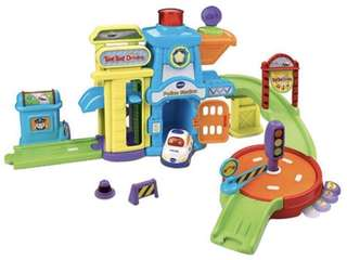Vtech Toot Toot Driver Police Station