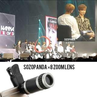 [PO] Monocular Telescope 8×18 Lens