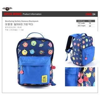 ★ 2018 NEW ARRIVAL★ Authentic Korea DevilWing School Bags DWB04