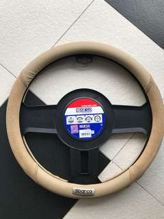Sparco Steering wheel cover - Authentic