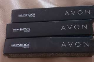 Avon super shock mascara