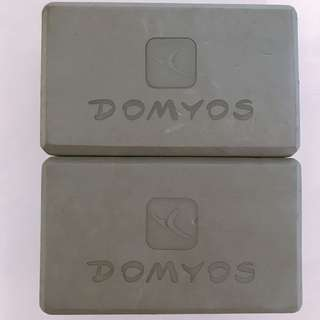Domyos Yoga blocks (foam)