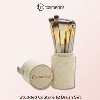 BH studded couture 12 brush set