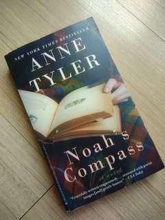 Noah's Compass by Ann Tyler
