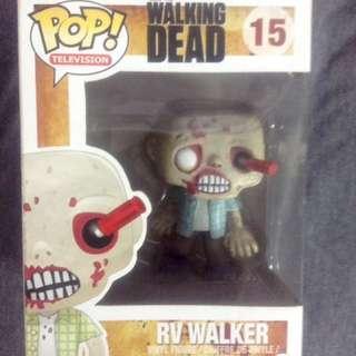 FUNKO POP! THE WALKING DEAD: RV WALKER