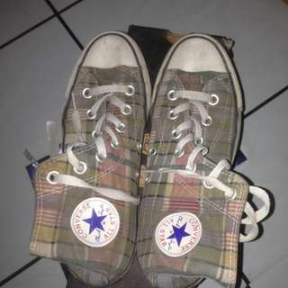 Converse All Star Flannel Patterns