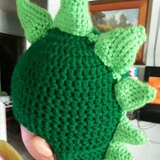 Crochet Dragon Beanie 🐲