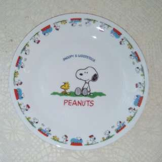 🆕Snoopy flat plate, 7.5""