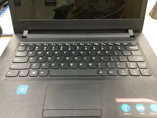 Laptop Lenove Ideapad 110 no issue almost brand new frequent to use