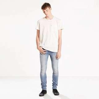 🚚 Levis Line 8 Skinny 窄版牛仔褲 510/511