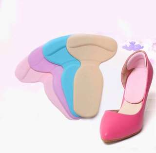 Gel Insoles Heel Shoe