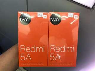 Xiomi redmi 5A kredit Aeon/ awan Tunai