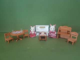 * SALE 30% OFF/ NOW Php.1,036 SYLVANIAN ACCESORIES