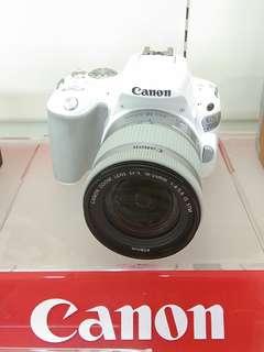 Bunga 0% Canon EOS 200D DP 0% Kredit Tanpa Kartu Kredit