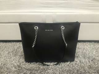 Authentic Michael Kors Chained Tote