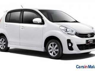 Perodua Myvi for rent