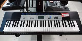 Casio Keyboard + adaptor CTX 1550 k2