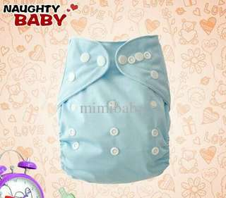 Reuseable washable cloth diaper cover