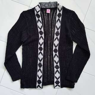Knitted Cardigan #single11