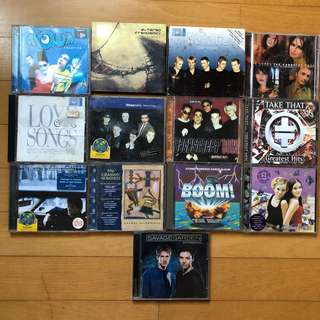 Various CDs (English) - Genuine
