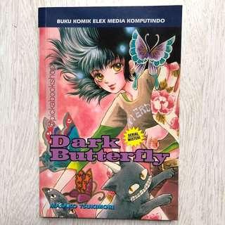 Komik Serial Misteri - Dark Butterfly - Masako Tsukimori