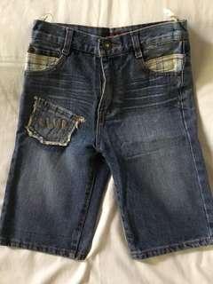 Tokong Maong Shorts