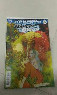 DC Harley Quinn comic variant