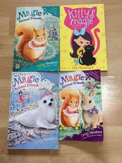Magic Animal Friends ( 4 books)
