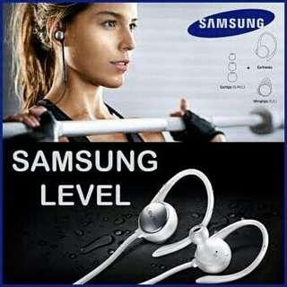 Samsung Level Active Wireless In-Ear Headphones Earphones Black