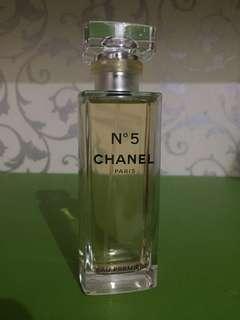 Chanel no. 5 première